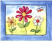 Blue Flower Land