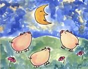 Three Hog Night