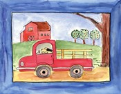 Farm Life - Pickup Truck