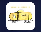 Train Set - Milk