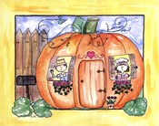 Mr and Mrs Pumpkin Eater