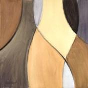 Coalescence, Earthtones I - detail