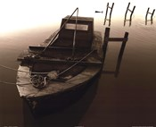 Boat III (Sepia)