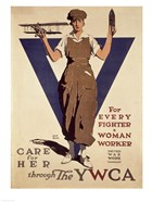 For Every Fighter a Woman Worker YWCA