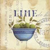 Zest of Limes