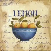 Zest of Lemons
