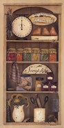 Farmhouse Pantry I