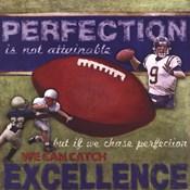 Perfection- Football