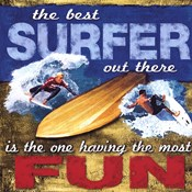 Fun- Surfing