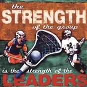 Stregenth- Lacrosse