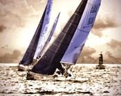 Racing Waters I - mini