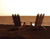 Adirondack Chairs I - mini