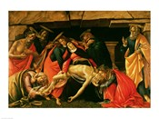 Lamentation of Christ. c.1490