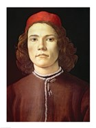 Portrait of a Young Man, c.1480-85