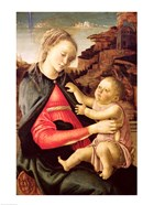 The Virgin and Child (Madonna of the Guidi da Faenza) c.1465-70
