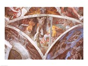 Sistine Chapel Ceiling: Haman