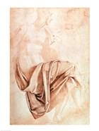 Inv. 1887-5-2-118 Recto (W.10) Study of drapery
