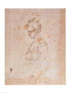 W.41 Sketch of a woman