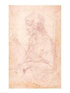 W.40 Sketch of a female figure