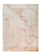 Inv. 1859 6-25-560/2. R. (W.19) Drawing of architectural details