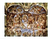 Sistine Chapel: The Last Judgement, 1538-41