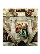Sistine Chapel Ceiling, 1508-12