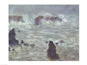 Storm, off the Coast of Belle-Ile, 1886