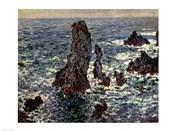 The Rocks at Belle Ile, 1886