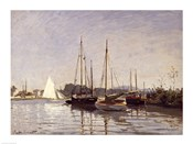 Pleasure Boats, Argenteuil, c.1872-3
