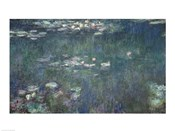 Waterlilies: Green Reflections, 1914-18