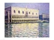 The Ducal Palace, Venice, 1908
