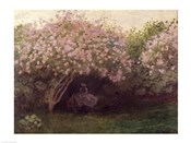 Lilacs, Grey Weather, c.1872-73