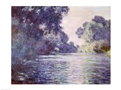 Branch of the Seine near Giverny, 1897 detail