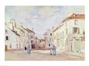Rue de la Chaussee at Argenteuil