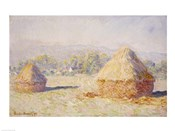 Haystacks, Morning Effect