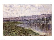 The Seine and the Hills of Chantemsle, 1880