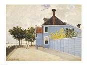 The Blue House, Zaandam
