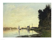 Argenteuil, Late Afternoon, 1872