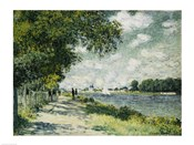 The Seine at Argenteuil, 1875