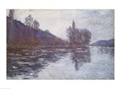 The Seine near Giverny, 1894