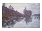 The Seine near Giverny, 1894