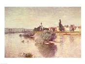 The Seine at Lavacourt, 1880