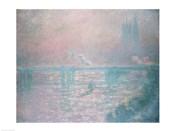 Charing Cross Bridge, 1899