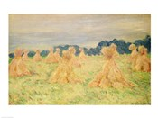 The Small Haystacks, 1887