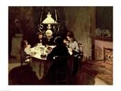 The Dinner, 1868-9