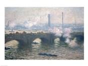 Study of Waterloo Bridge at Dusk, 1903