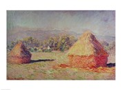 Two Haystacks, 1891
