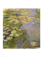 The Waterlily Pond, 1917-19