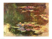 The Lily Pond, c.1917