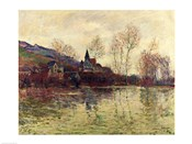 Floods at Giverny, 1886